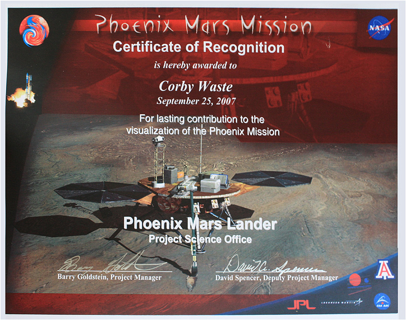 mission to mars phoenix - photo #24
